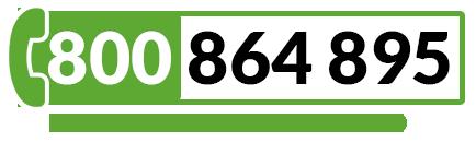 chiama il numero verde 800 864 895 per ricevere informazioni sui numeri 895
